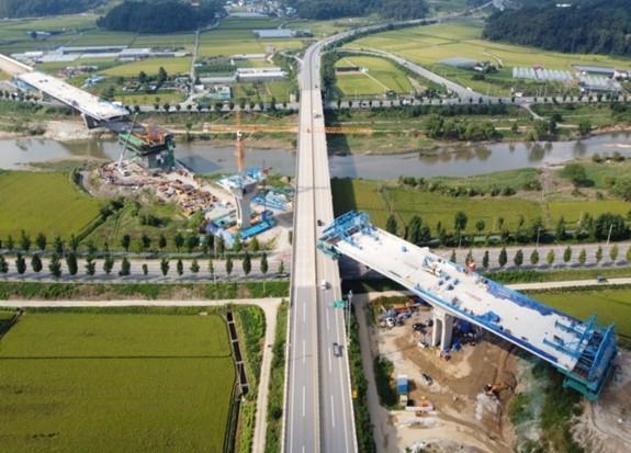 Asan Cheonan Highway Section 2