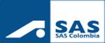 SAS Colombia Logo
